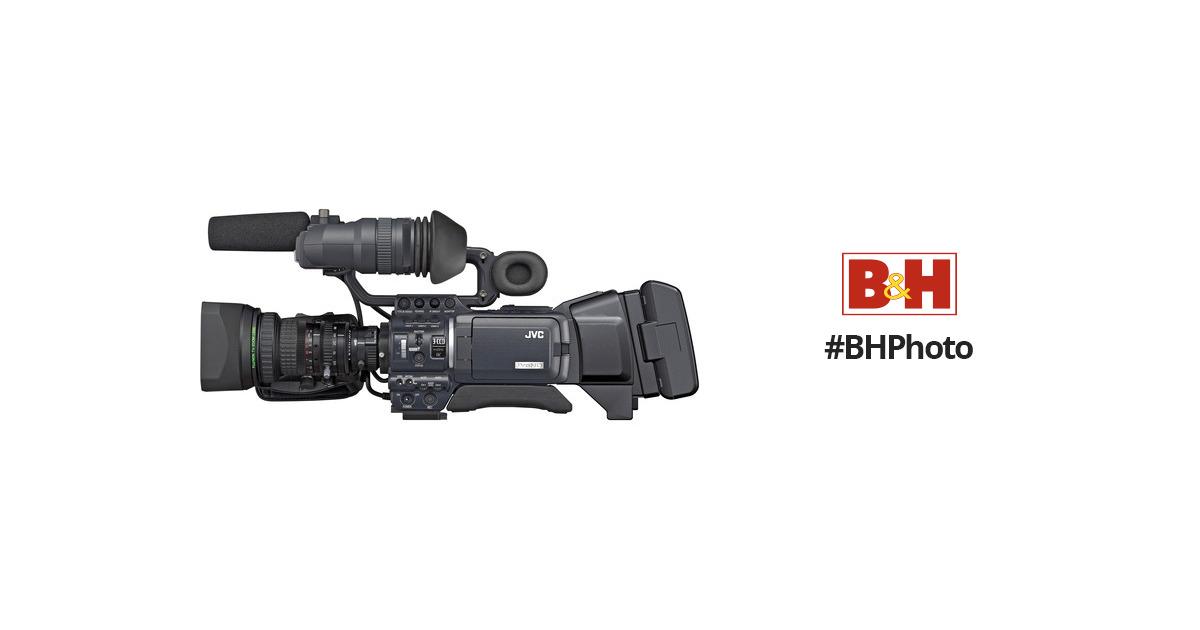 JVC GY-HD250U Professional HDV Camcorder GYHD251P B&H