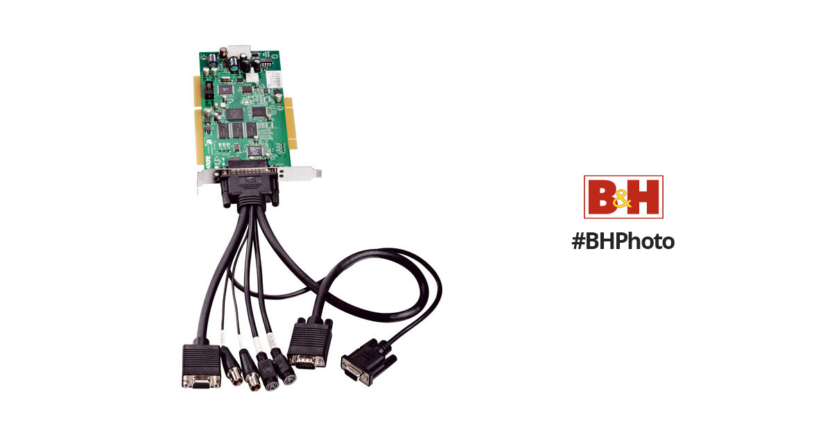 TV One C2-160 PCI/ISA Card Down Converter C2-160 B&H Photo