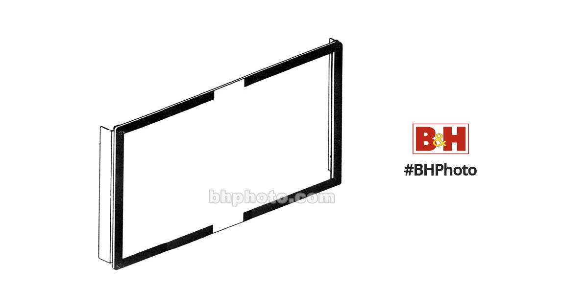 Panasonic BT-YU17PLX Plexiglas Protection Panel BT-YU17PLX B&H