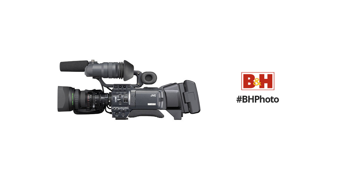 JVC GY-HD250U Professional HDV Camcorder Studio Kit