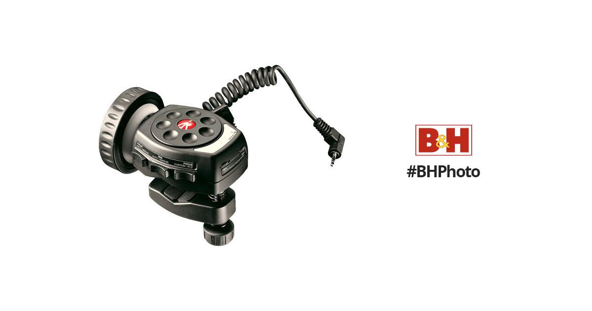 Manfrotto 521PFI Focus Remote Control 521PFI B&H Photo Video