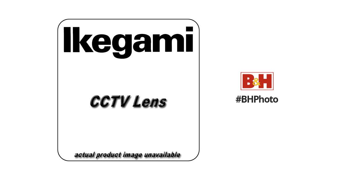Ikegami IK-DV5X3.6R4B-2 1/2