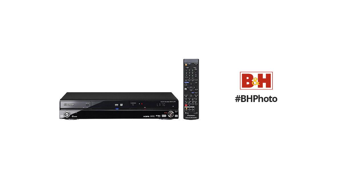 Pioneer DVR-LX70 Multi-System DVD Recorder DVR-LX70 B&H Photo