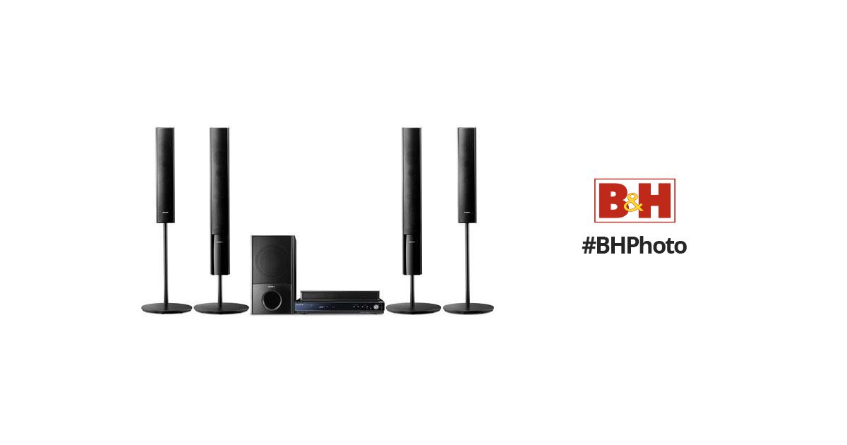 Sony HT-SF2300 Blu-ray Home Theater System HTSF2300 B&H Photo