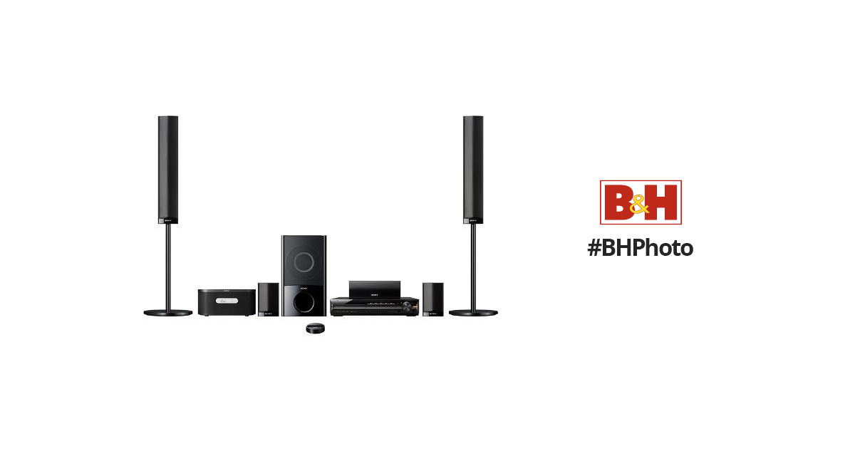 Sony DAV-HDX587WC 5.1-Channel BRAVIA Theater System