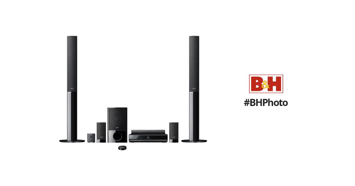Sony BDV-E500W Blu-ray Home Theater System BDVE500W B&H Photo