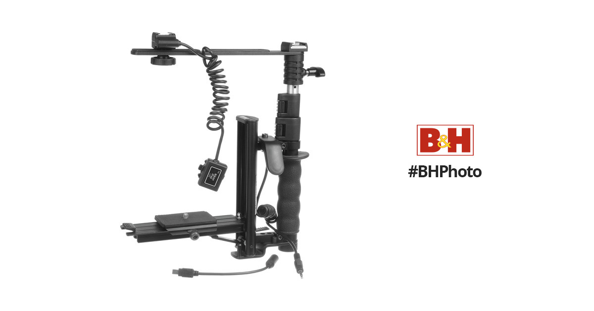 RPS Lighting RPS Digital Flash Bracket Kit RS-0424/D90 B&H