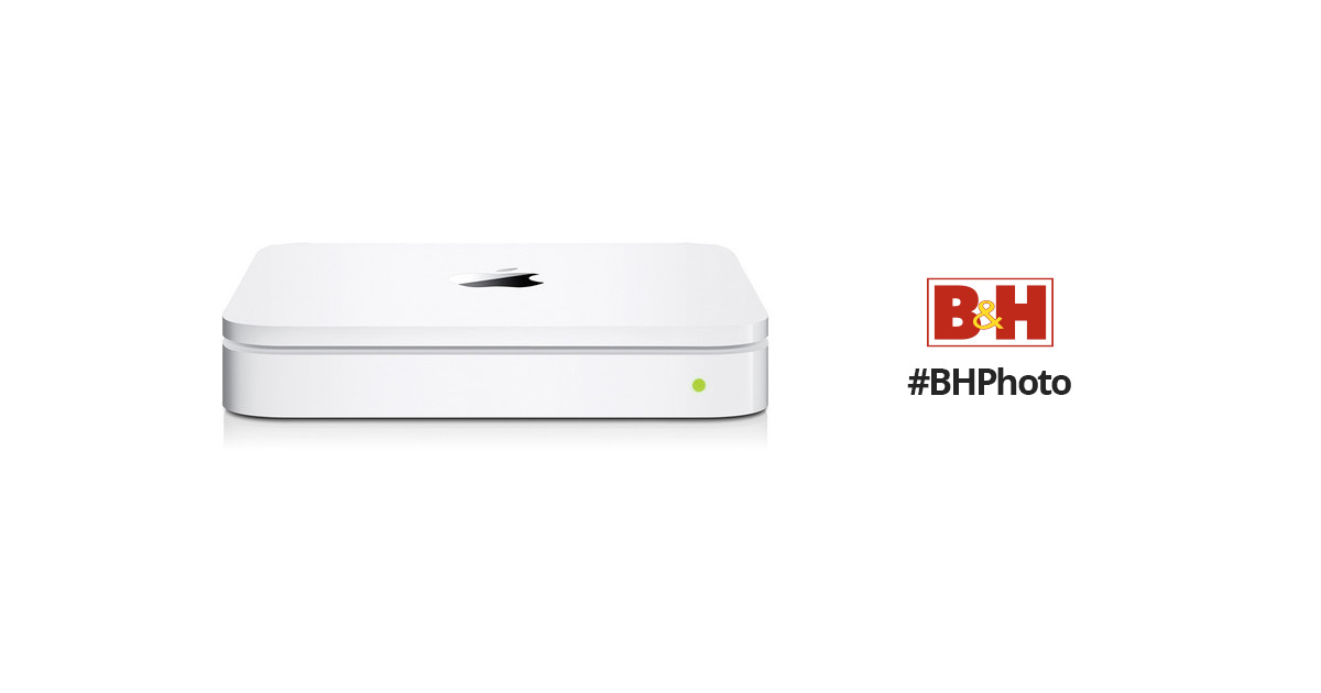 Apple Time Capsule (1TB) MC343LL/A B&H Photo Video