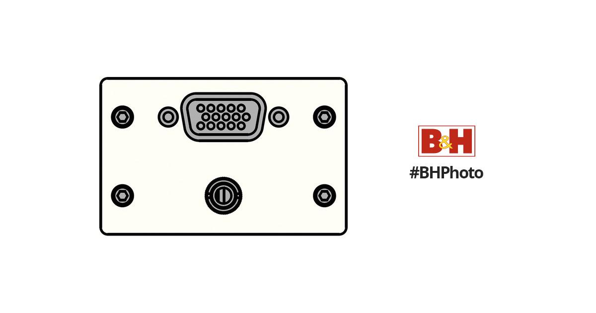 FSR IPS-AV920D-WHT IPS Audio/Video Insert (White) IPS