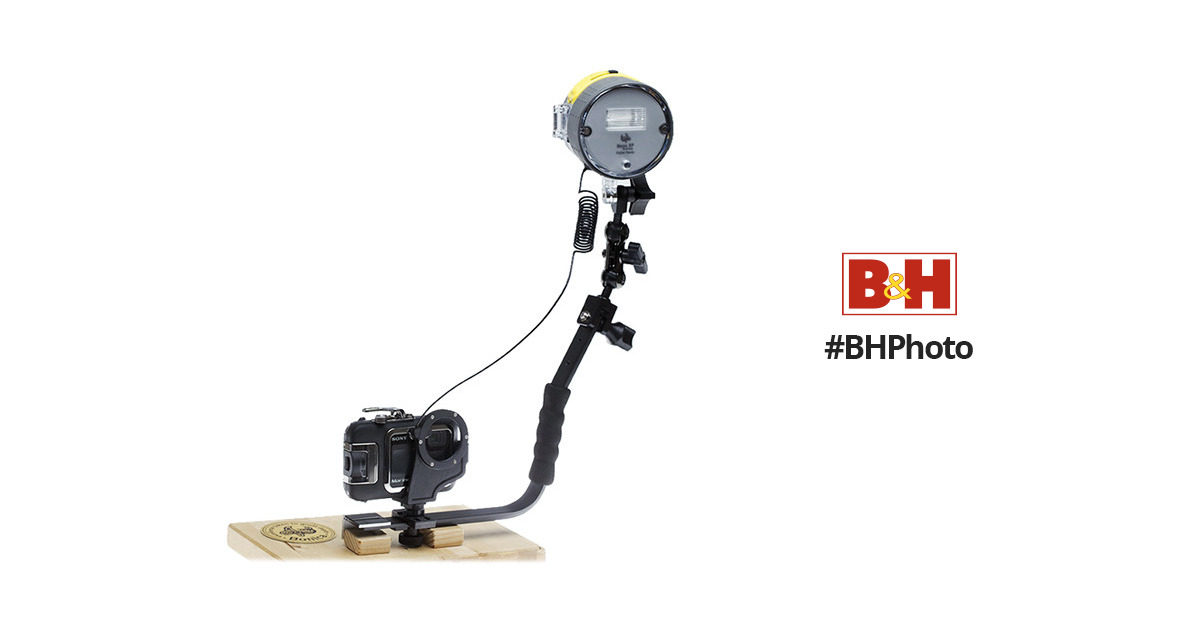 Bonica Sony DSC-T90 Camera, Housing & Strobe Kit