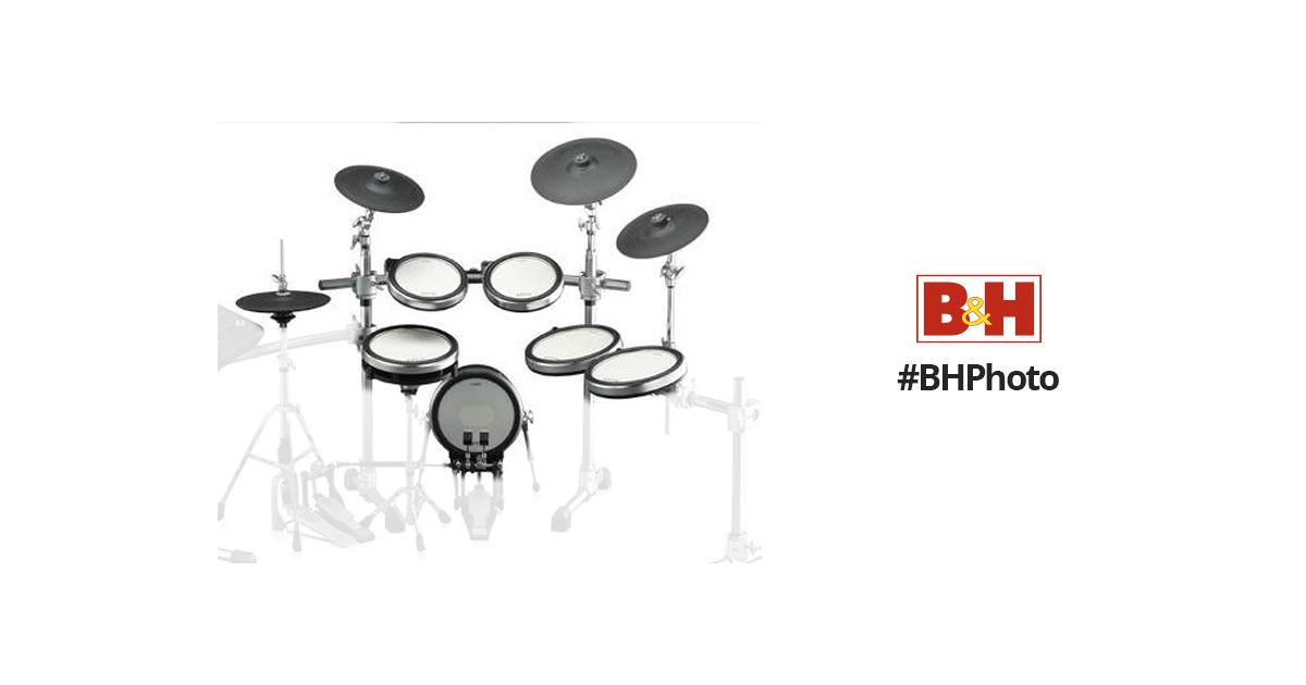 Yamaha DTP902 Pad Set 2 DTP902 B&H Photo Video