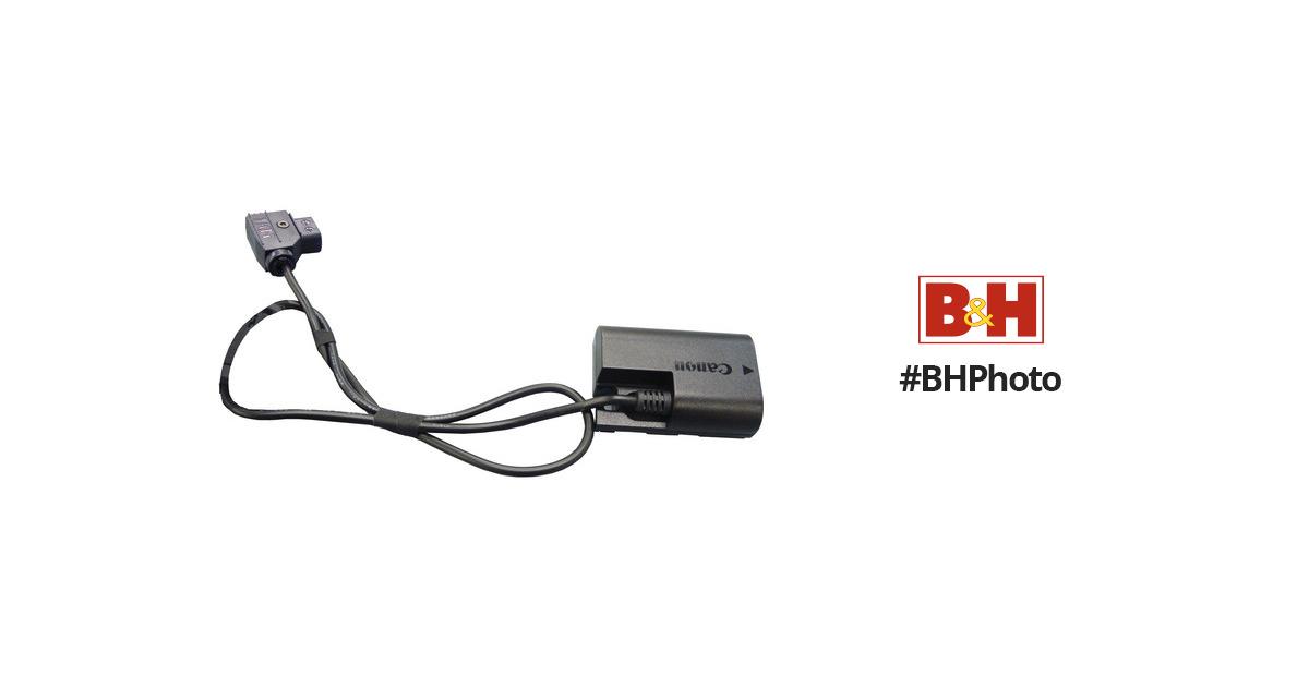 IDX System Technology DC-DC Cable for Canon EOS 7D / 5D C-EOSC