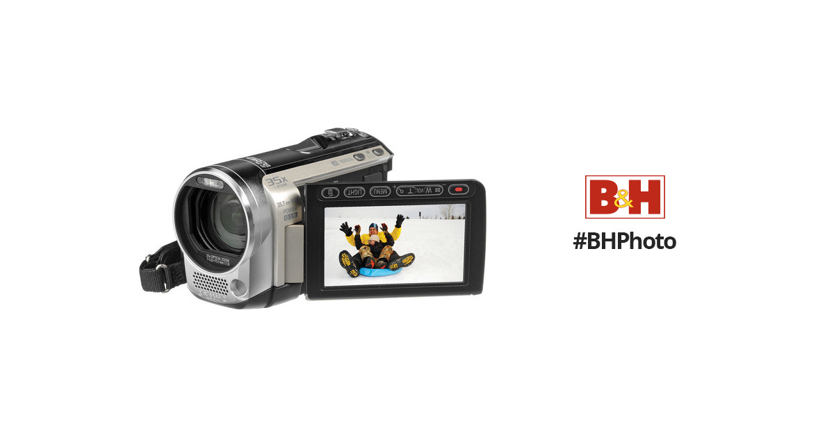 Panasonic HDC-SD60 HD PAL Camcorder (Gold) HDCSD60GE B&H Photo