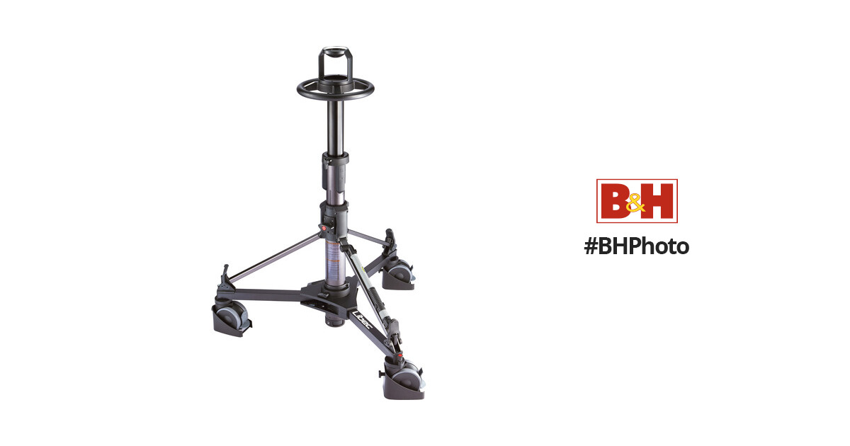 Libec P110S Pneumatic Column Pedestal System P110S B&H Photo