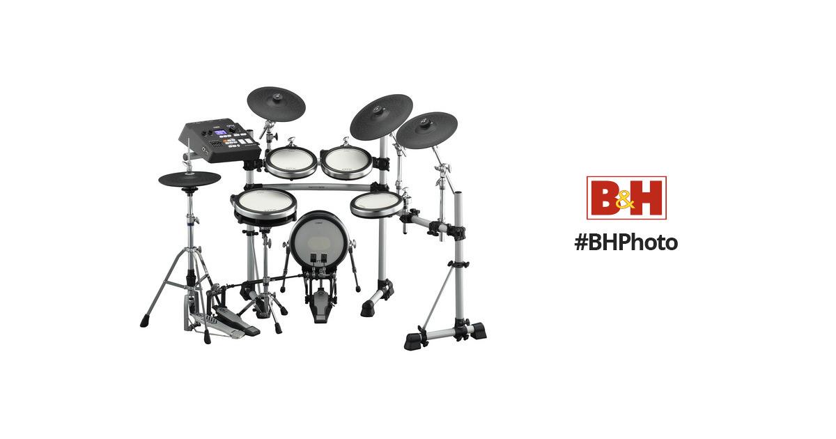 Yamaha DTX790K Electronic Drum Set B&H Kit DTX790K B&H Photo