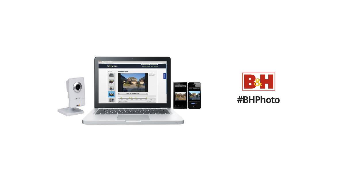 Dropcam Wi-Fi Wireless Internet Home Security Camera
