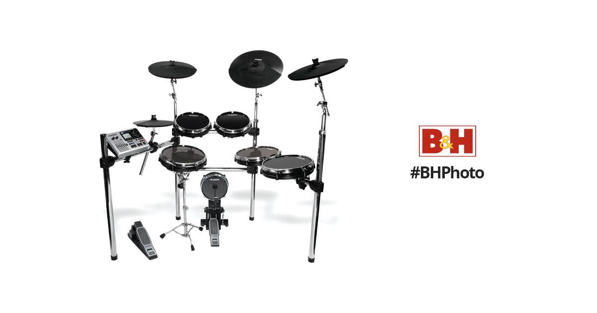 Alesis DM10 X Kit Six-Piece Electronic Drum Set DM10 X KIT B&H