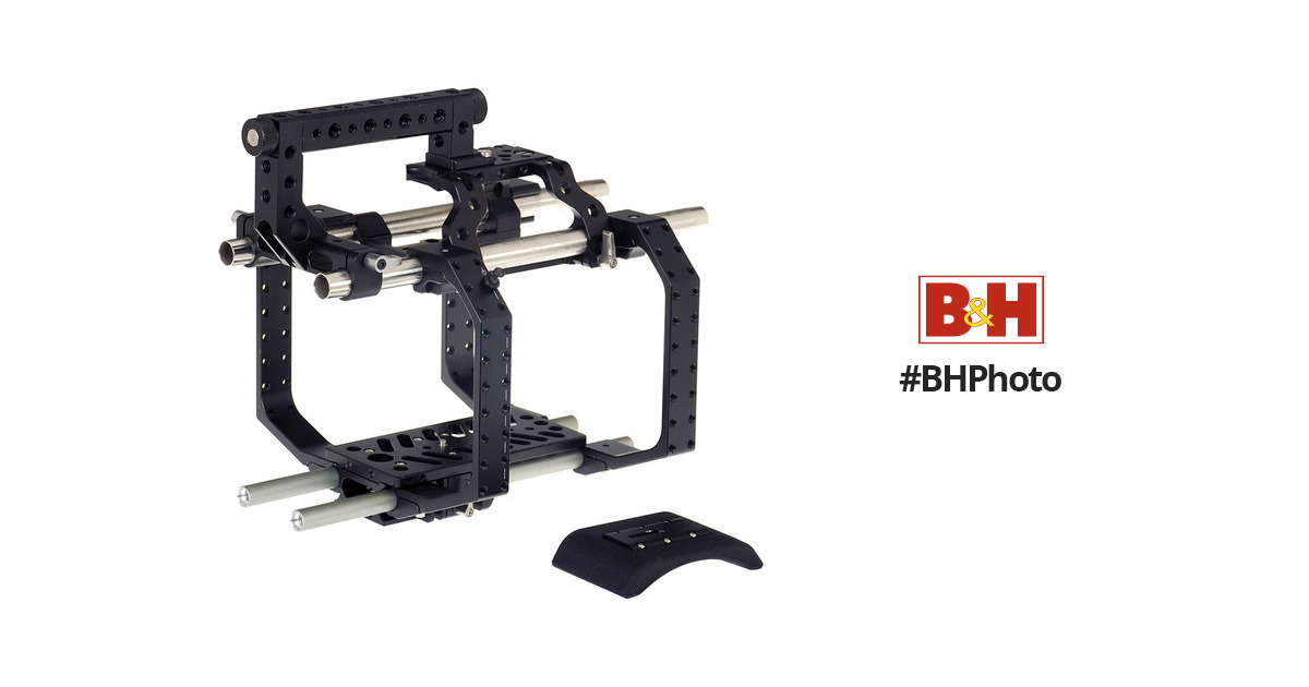 Movcam Camera Cage for Sony F3 MOV-303-F3-CAGE B&H Photo Video