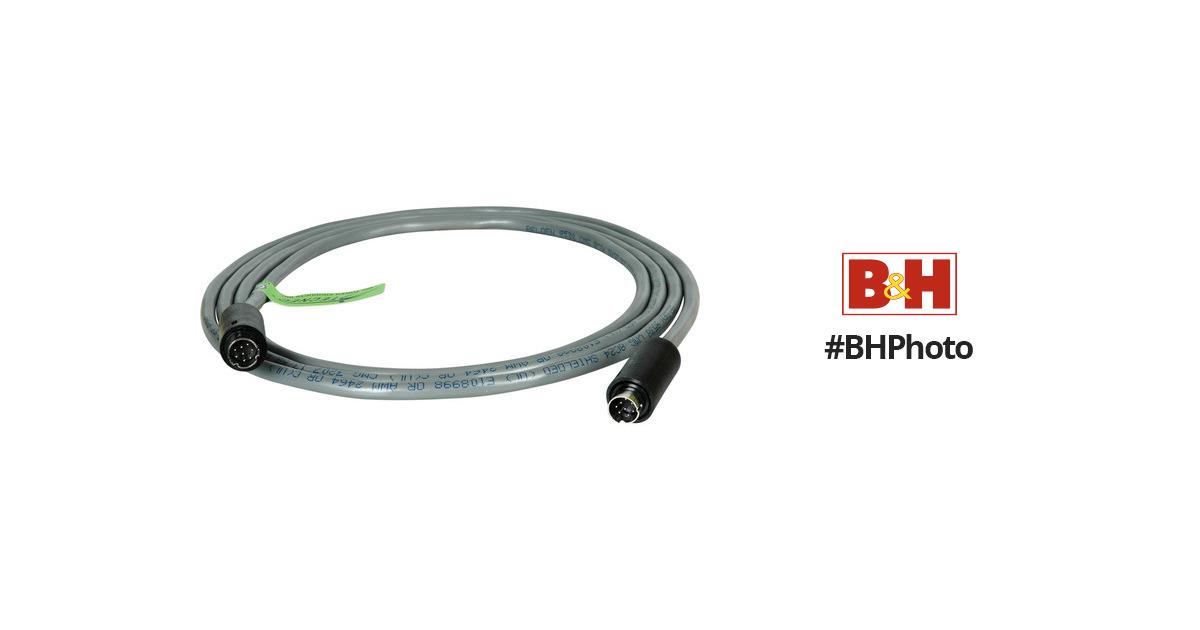 TecNec Plenum Visca Camera Control Cable 8-Pin P/VISCA