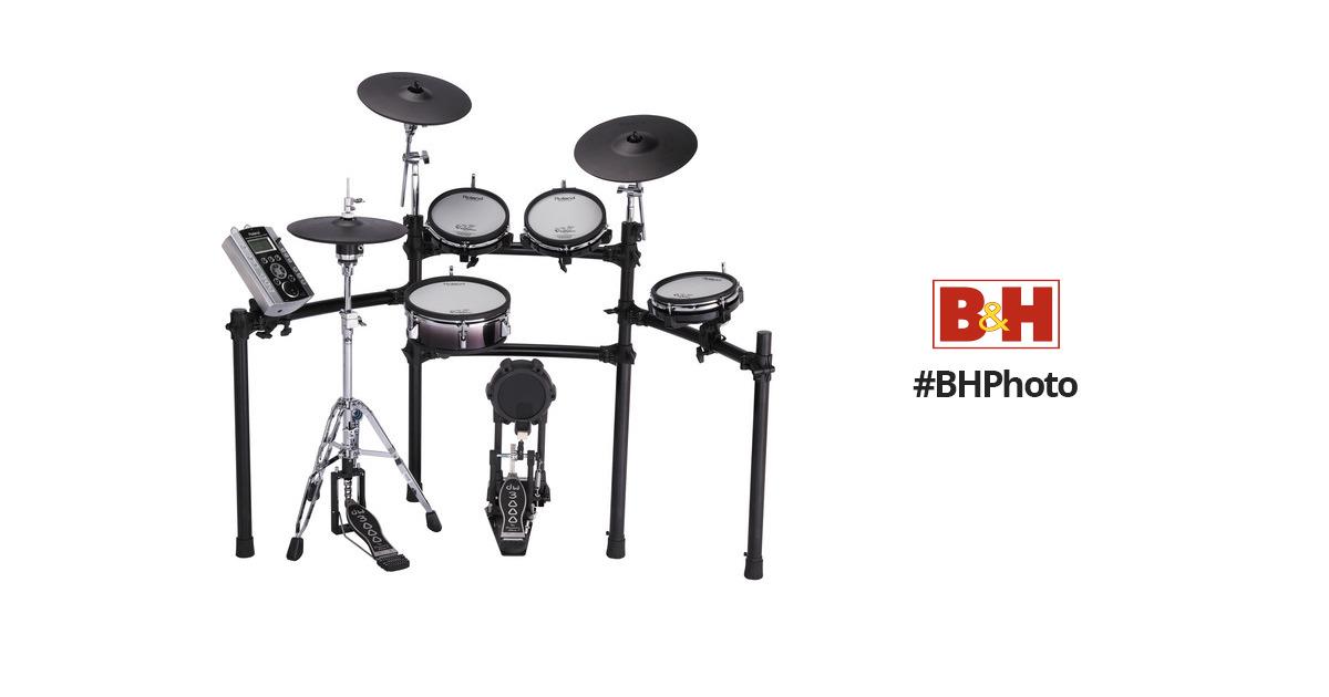 Roland TD-9KX2 V-Tour Series V-Drum Set TD-9KX2-S B&H Photo