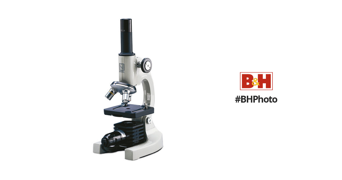 National 106-L Compound Microscope 106-L B&H Photo Video