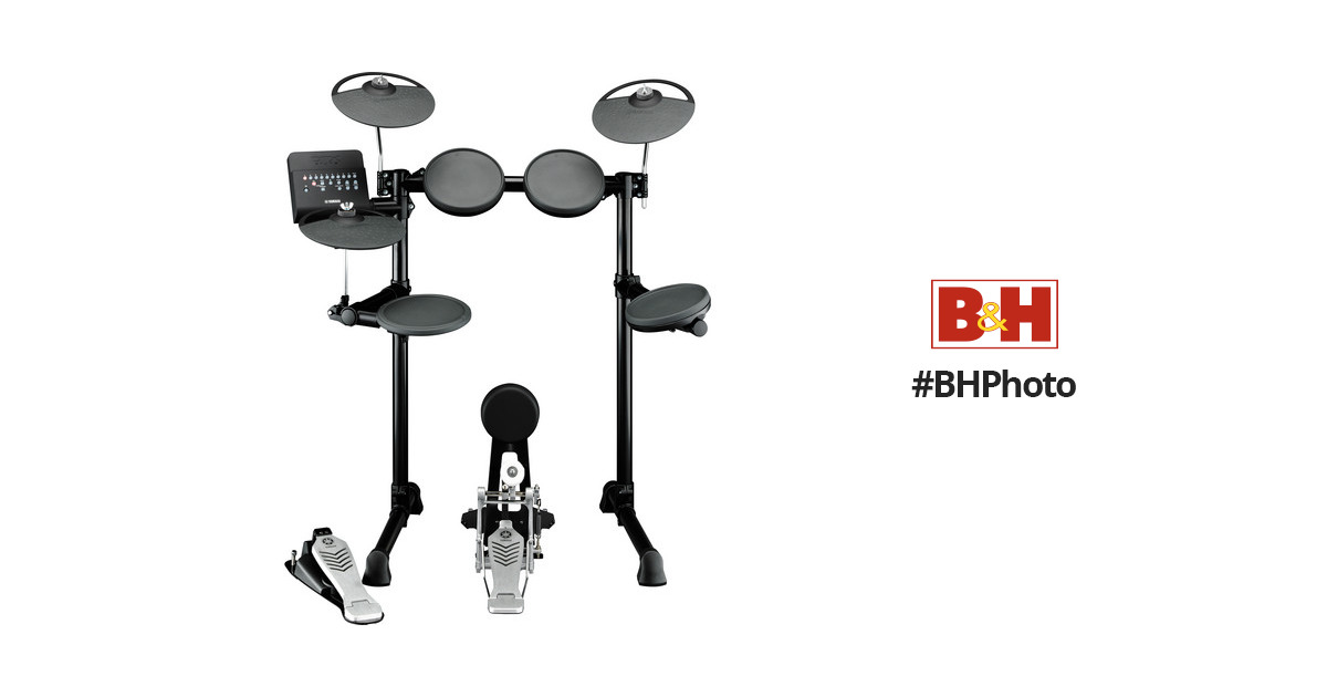 Yamaha DTX450K Electronic Drum Kit DTX450K B&H Photo Video