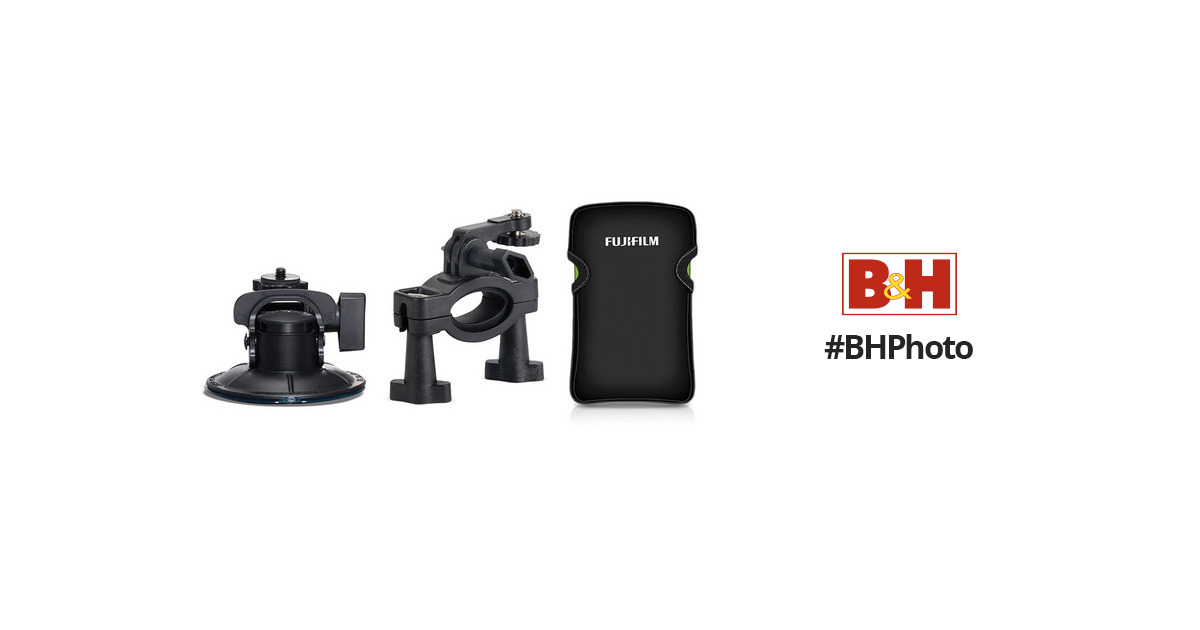 FUJIFILM XP Series Digital Camera Action Accessory Kit