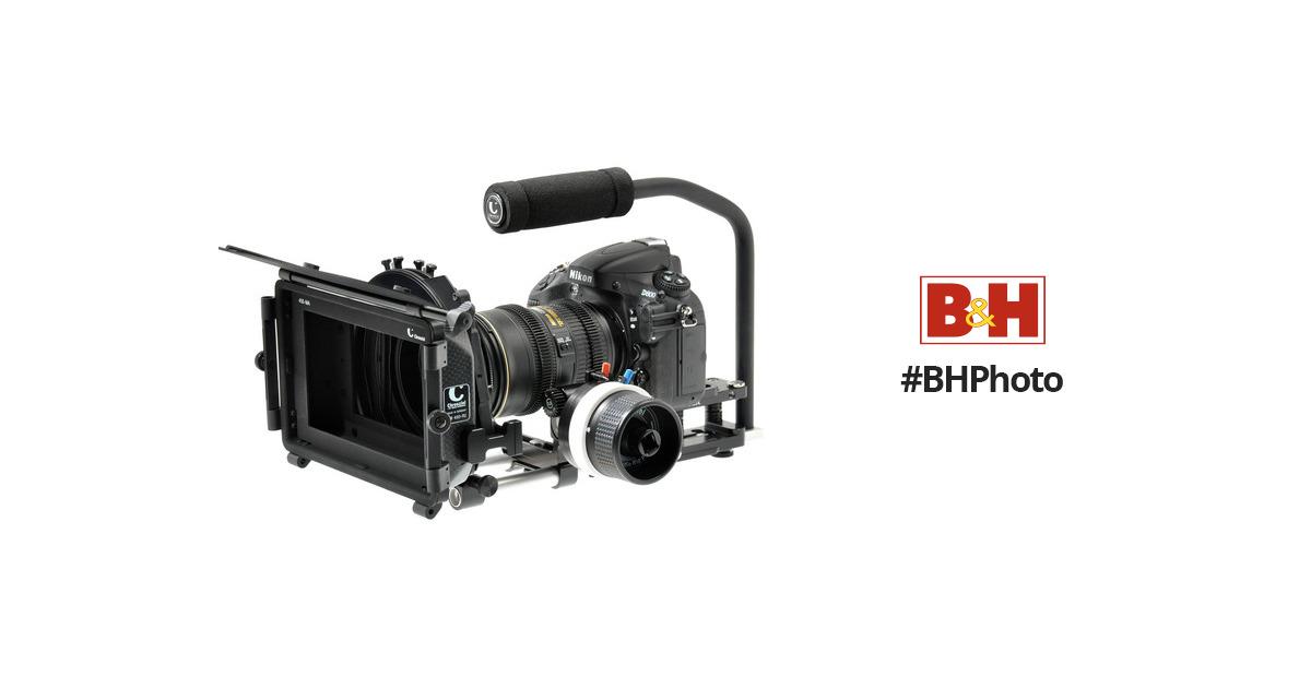 Chrosziel Mattebox Kit for Nikon D800 with Follow 206-D800BKIT