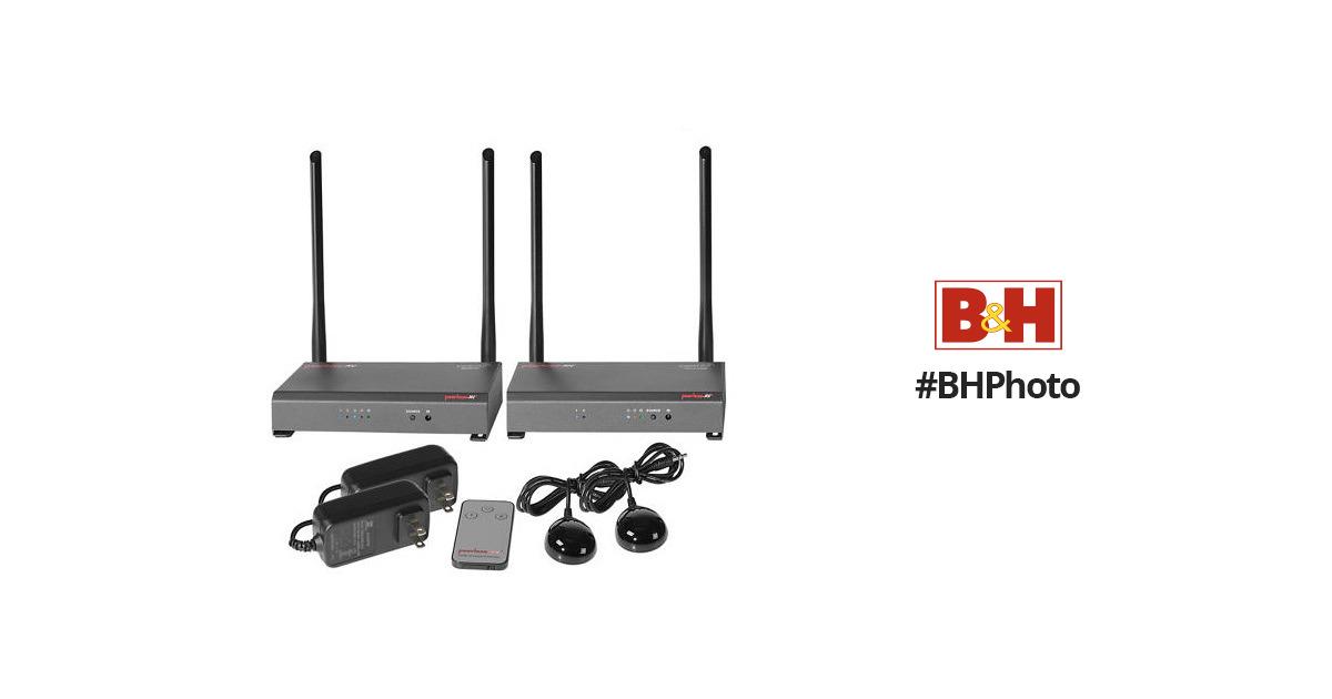 Peerless-AV PeerAir Wireless HD Multimedia System HDS-WHDI100