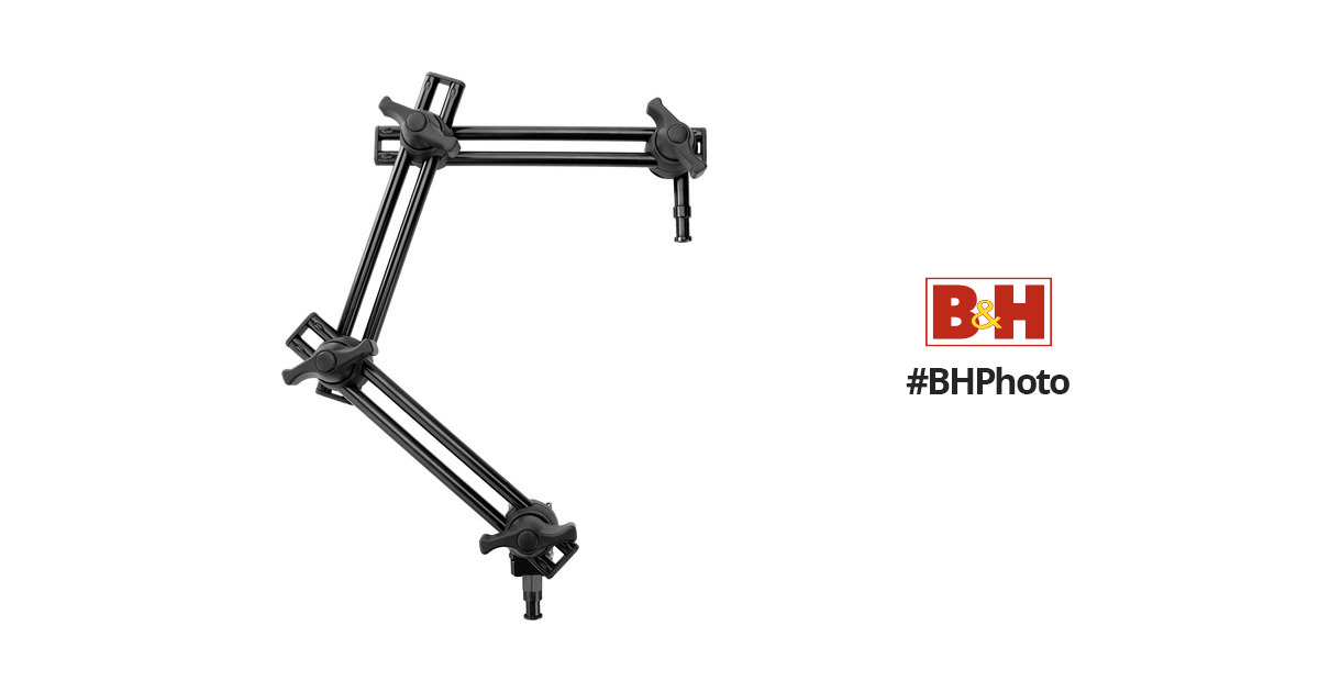 Impact 3 Section Double Articulated Arm without Bracket