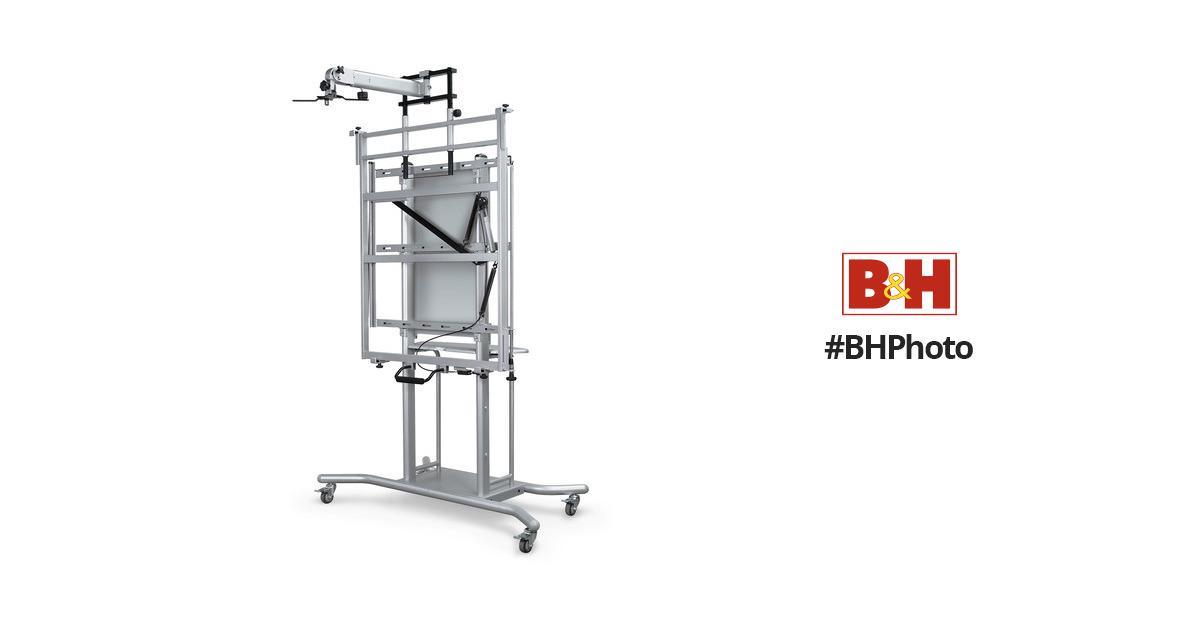 Balt Elevation IWB Cart with Super Short Throw Arm 27640 B&H