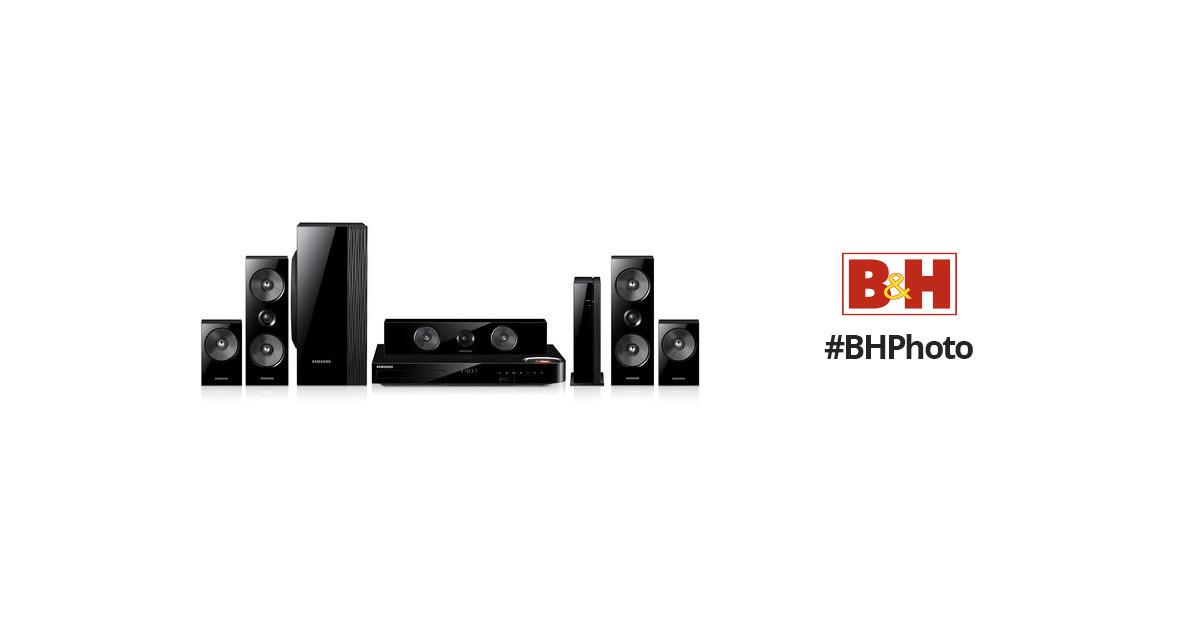 Samsung HT-F6500 5 Speaker Smart 3D Blu-ray & HT-F6500W/ZA