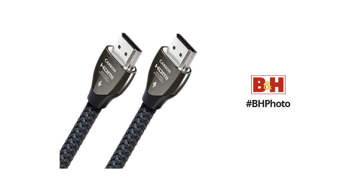 AudioQuest Carbon HDMI Cable (3.3') HDMCAR01 B&H Photo Video