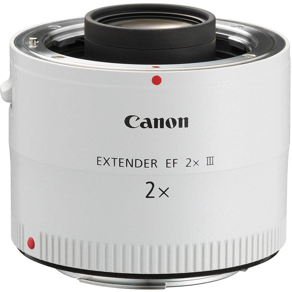Canon Extender Ef 2X Iii 4410B002 B&Amp;H Photo Video