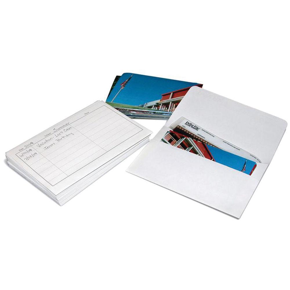 print file storage envelopes