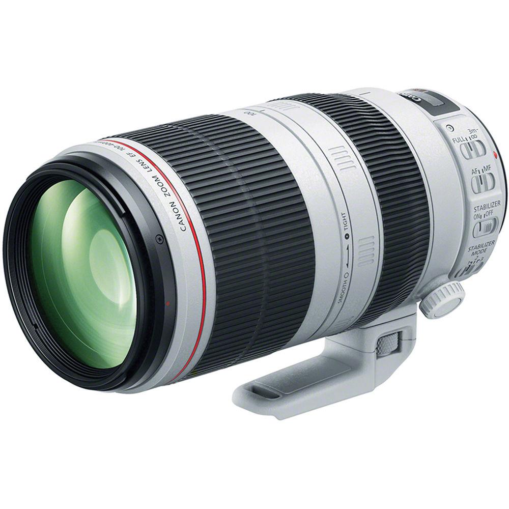 Canon EF 100-400mm f/4.5-5.6L IS II USM Lens 9524B002 B&H Photo