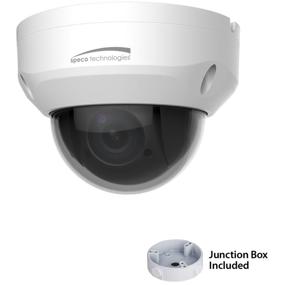 hight resolution of speco technologies o2p4x 2mp outdoor ptz network dome o2p4x b h wiring diagram ptz cameras outdoor
