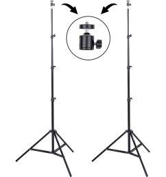 light stand diagram [ 1000 x 1000 Pixel ]