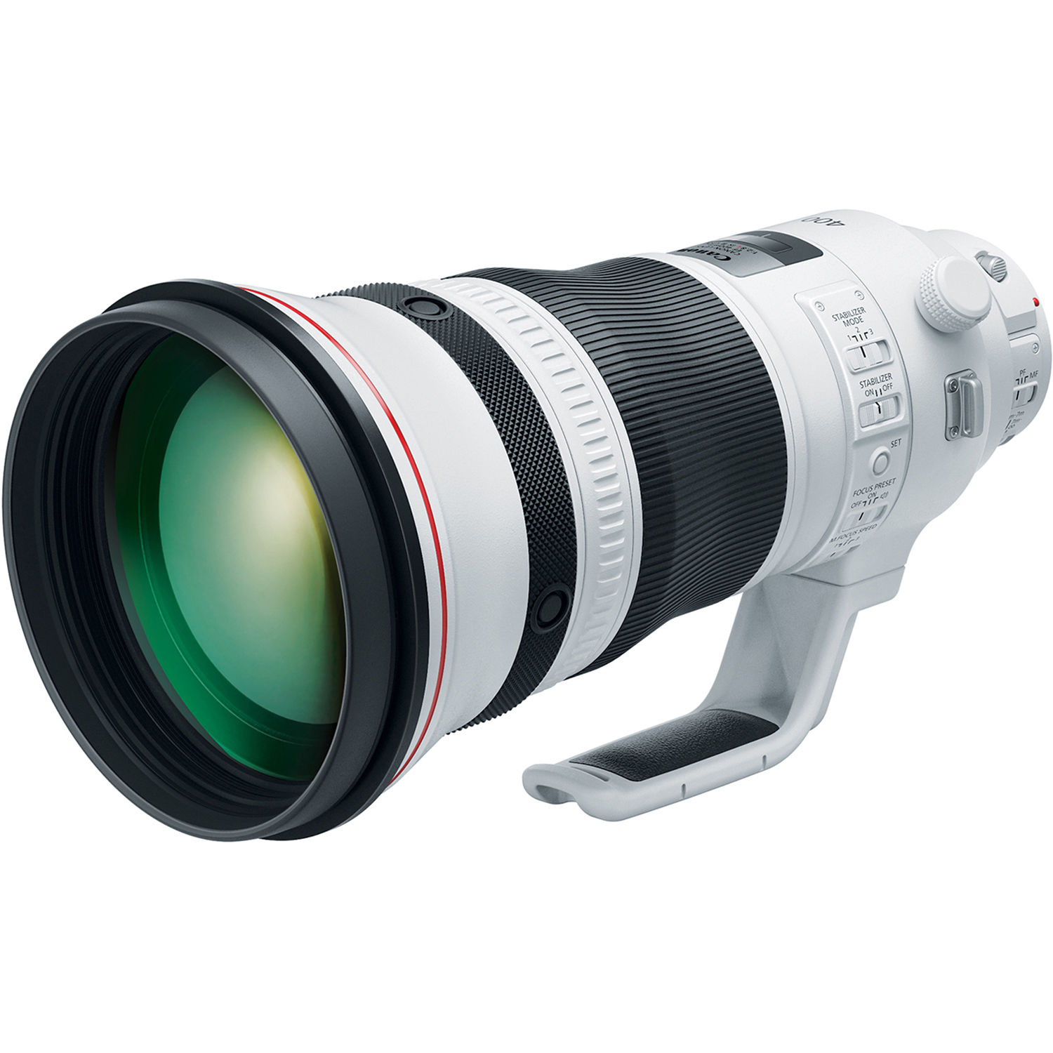 Canon Ef 400Mm F/2.8L Is Iii Usm Lens 3045C002 B&Amp;H Photo Video
