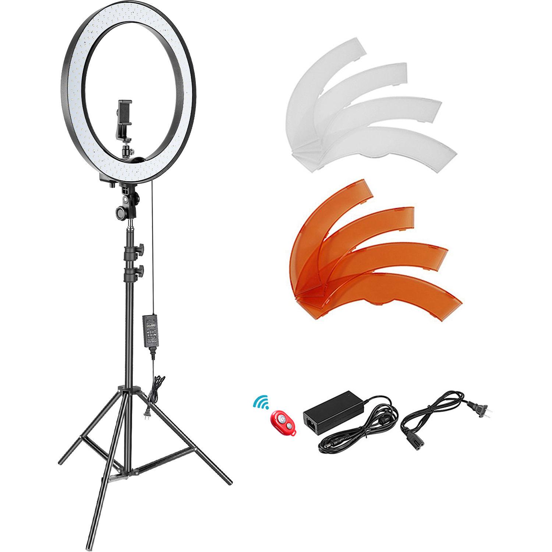 neewer 18 smartphone ring light kit