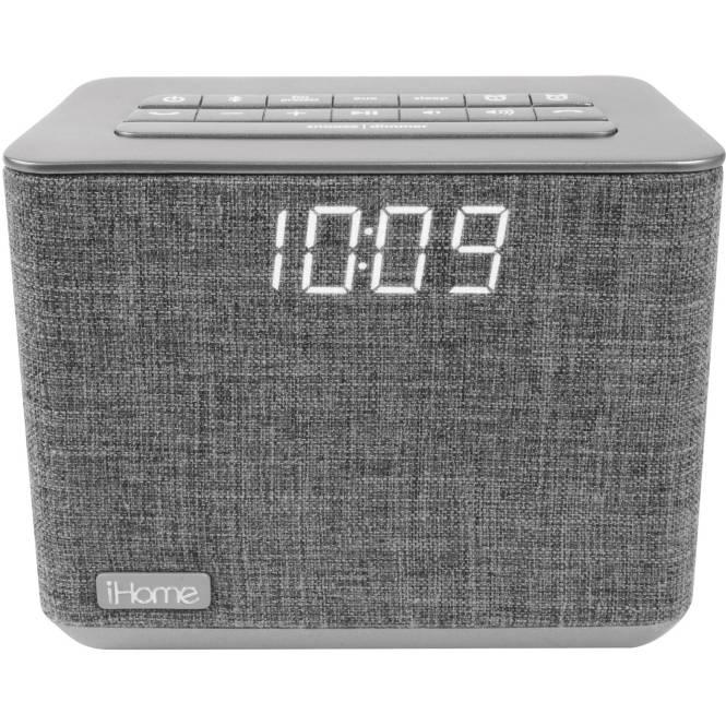 Ibt232 Dual Alarm Bluetooth Clock Radio