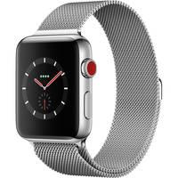 Apple Watch Series 3 42mm GPS + Cellular Smartwatch + Screen Protector
