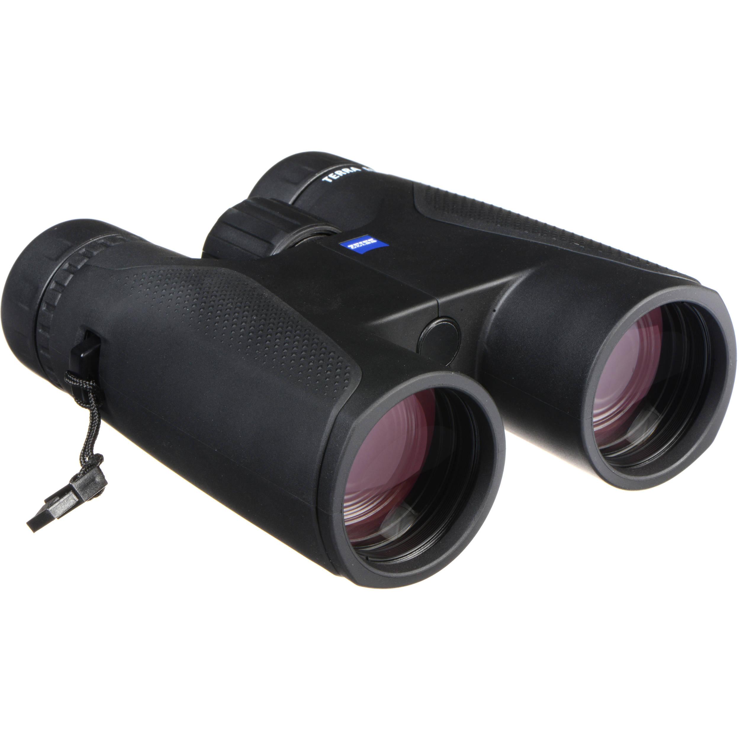 Zeiss 10X42 Terra Ed Binoculars (Gray) 524204-9907-000 B&Amp;H Photo