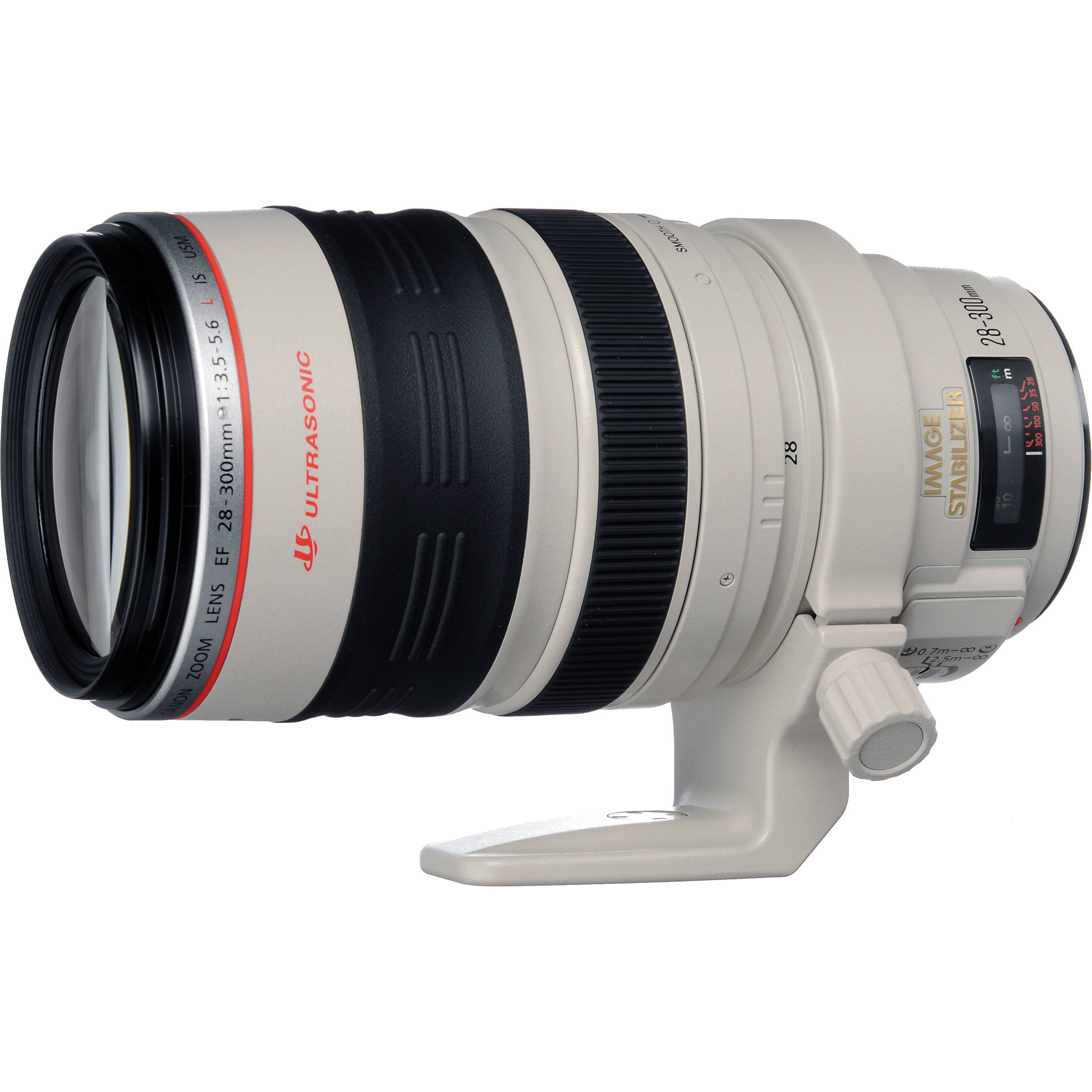 Canon Ef 28-300Mm F/3.5-5.6L Is Usm Lens 9322A002 B&Amp;H Photo Video