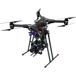 xFold rigs Cinema X8 U7 Drone with 3-Axis Gimbal CINEMA-8URTF