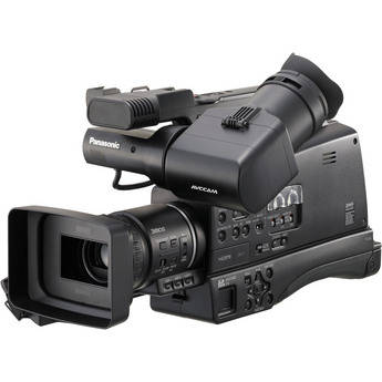 Panasonic AG-HMC80 3MOS AVCCAM HD Shoulder-Mount Camcorder