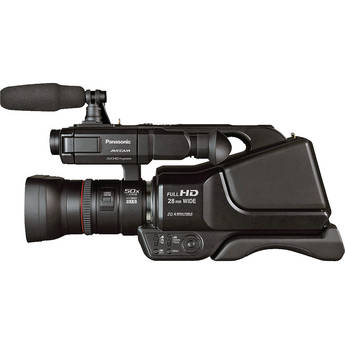 Panasonic AG-AC8PJ AVCCAM HD Shoulder-Mount Camcorder