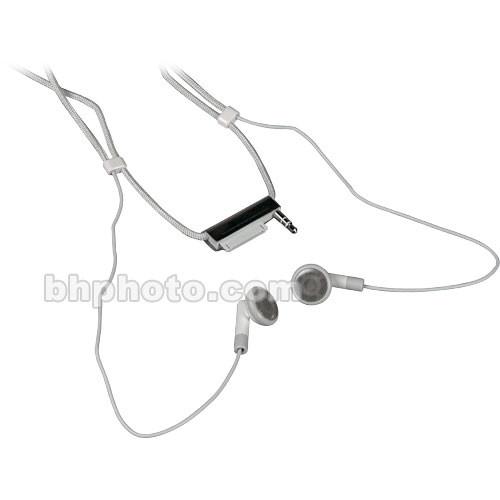 Apple Lanyard Headphones for iPod nano MA093GA B&H Photo Video