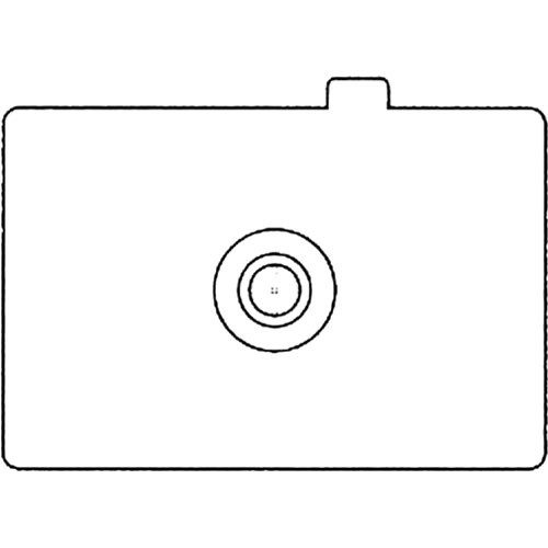 Canon EC-I Focusing Screen 4725A001 B&H Photo Video