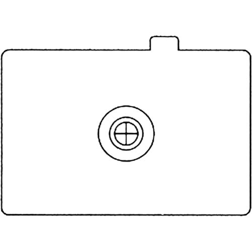 Canon Ec-L Focusing Screen 4726A001 B&H Photo Video